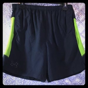 Under Amour athletic running swimming shorts